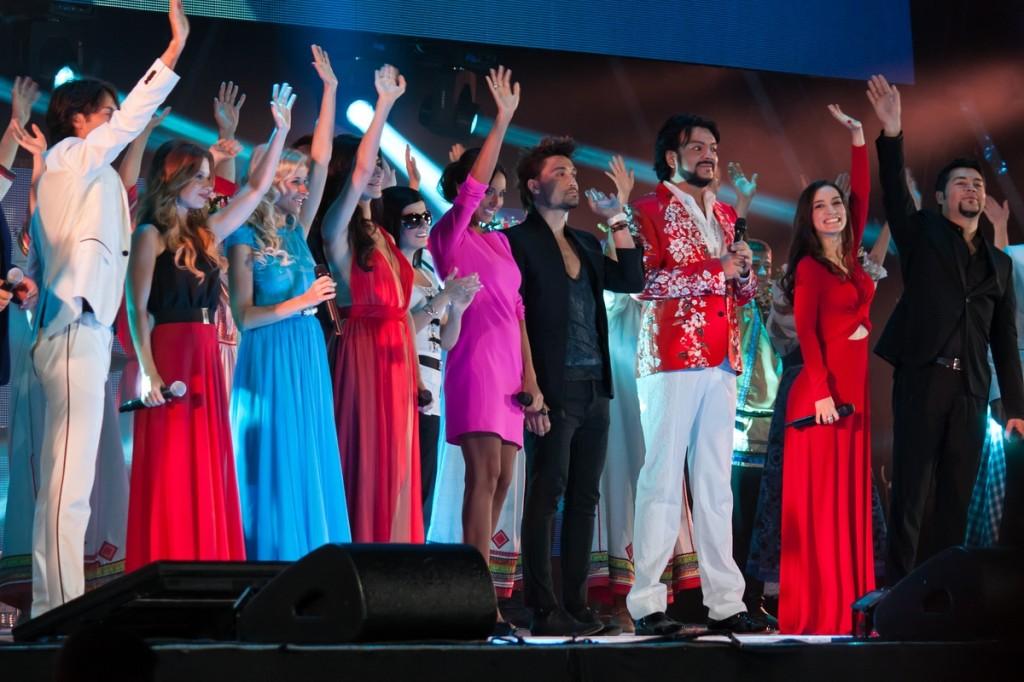 День семьи, любви и верности в Муроме 2014