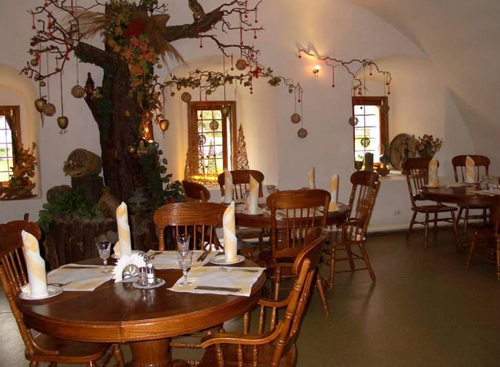 Ресторан Трапензая Суздаль
