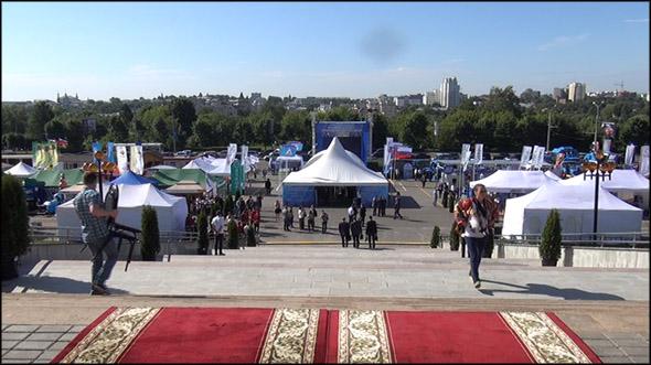 Экономический форум во Владимире