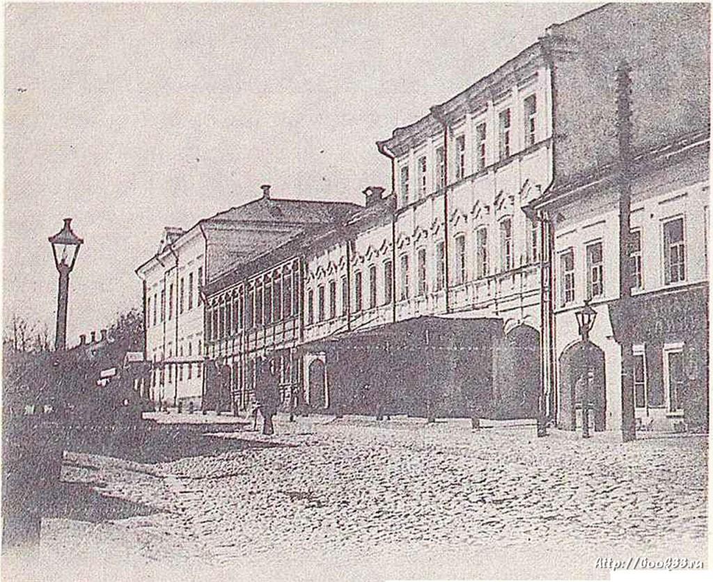 Владимир губернский. Нижегородская улица