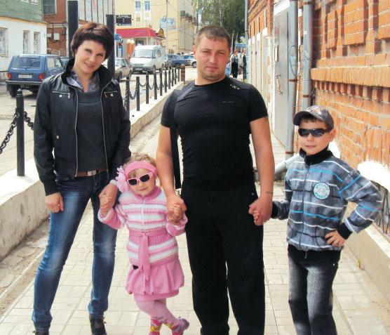 Муром. История любви семьи Воеводиных.