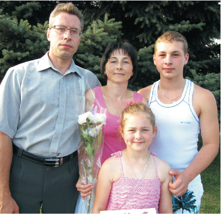 Семья Кирилиных