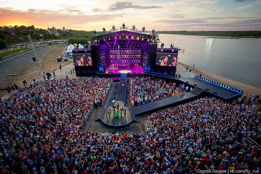 Концерт ко дню семьи, любви и верности 2014 в Муроме