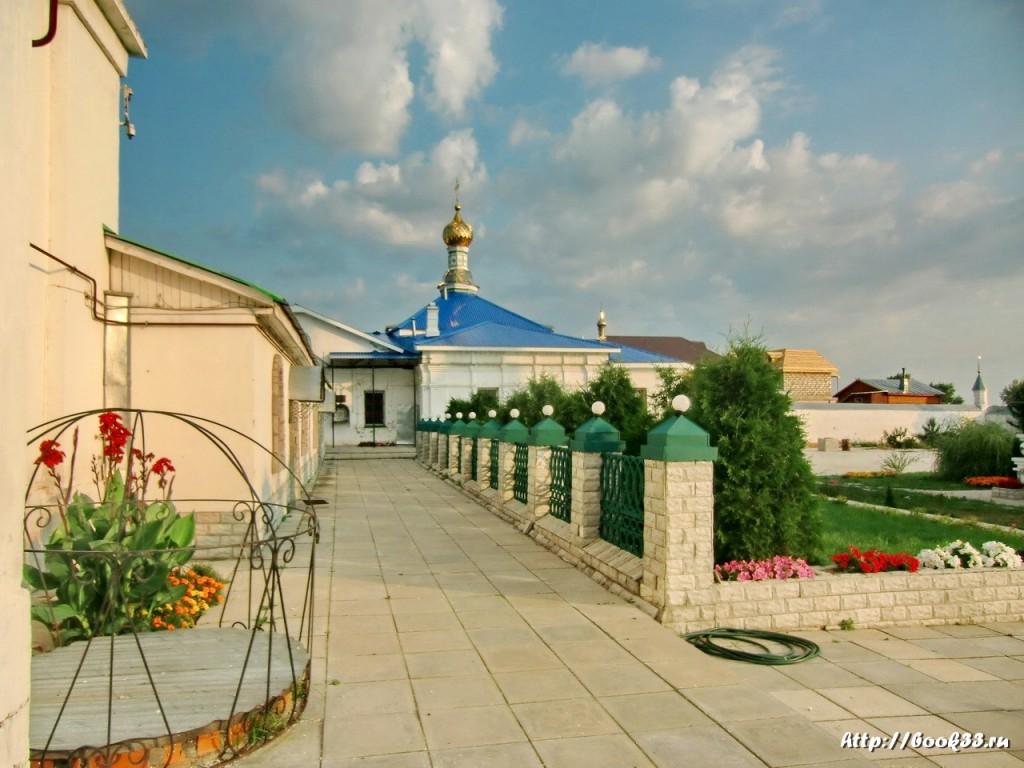 Богоявленский монастырь (Мстёра) Оформление