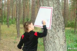 В лагере Спутник. Меленковский район 106