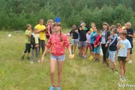 В лагере Спутник. Меленковский район 108