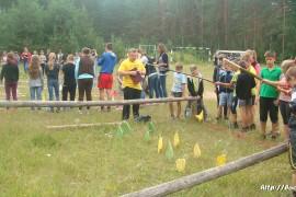 В лагере Спутник. Меленковский район 112