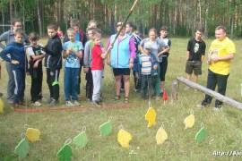 В лагере Спутник. Меленковский район 127