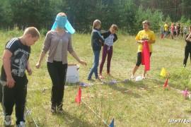 В лагере Спутник. Меленковский район 132
