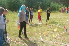 В лагере Спутник. Меленковский район 133