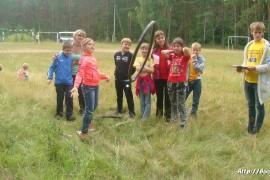 В лагере Спутник. Меленковский район 155