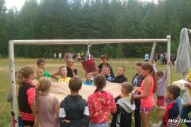 В лагере Спутник. Меленковский район 161