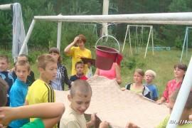 В лагере Спутник. Меленковский район 162