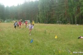 В лагере Спутник. Меленковский район 174