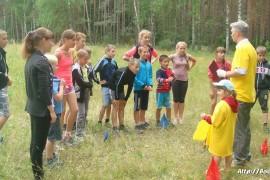 В лагере Спутник. Меленковский район 175