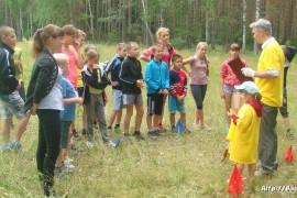 В лагере Спутник. Меленковский район 176