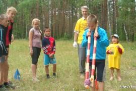 В лагере Спутник. Меленковский район 177