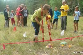 В лагере Спутник. Меленковский район 178