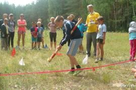 В лагере Спутник. Меленковский район 181