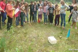 В лагере Спутник. Меленковский район 184