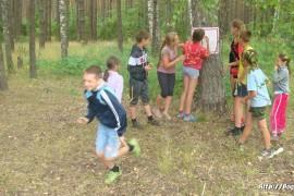 В лагере Спутник. Меленковский район 190