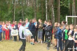 В лагере Спутник. Меленковский район 208