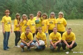 В лагере Спутник. Меленковский район 211