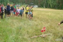 В лагере Спутник. Меленковский район 99