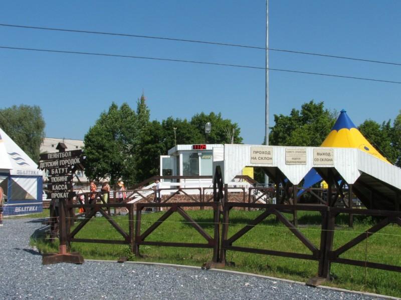 """Горнолыжный Комплекс """"Пужалова гора"""" летом. Фотограф - Александр"""