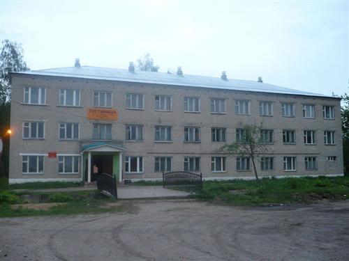 """Гостиница """"Юбилейная"""" в Гороховце"""