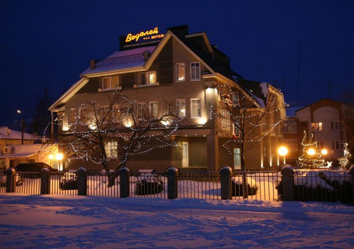 Гостиницы Гороховец