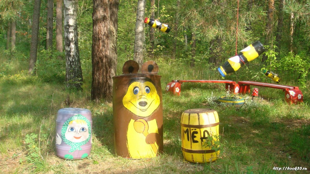Зоны отдыха на ОАО МПЗ в Муроме 27