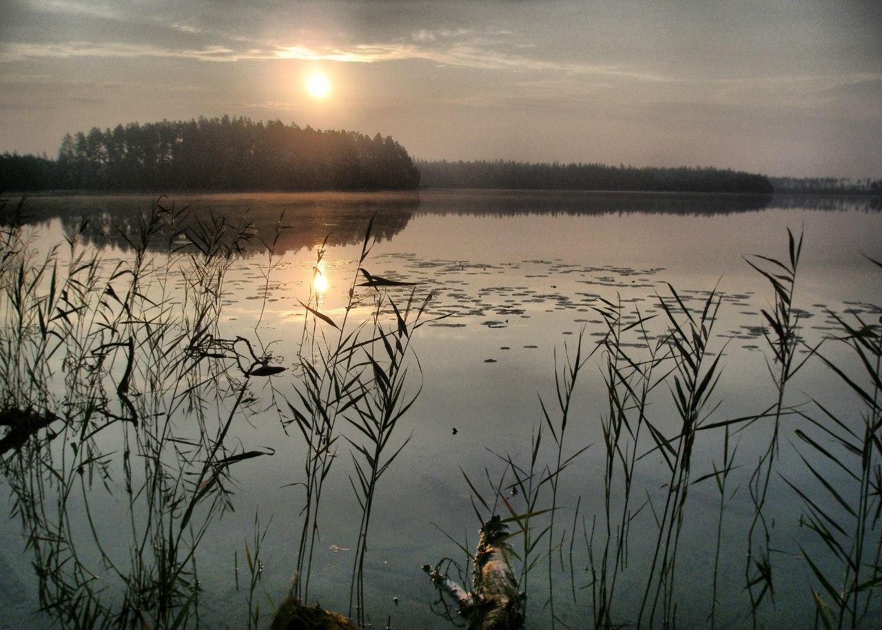 рыбалка на озере уга владимирская область