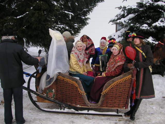 Новогодние каникулы в Гороховце
