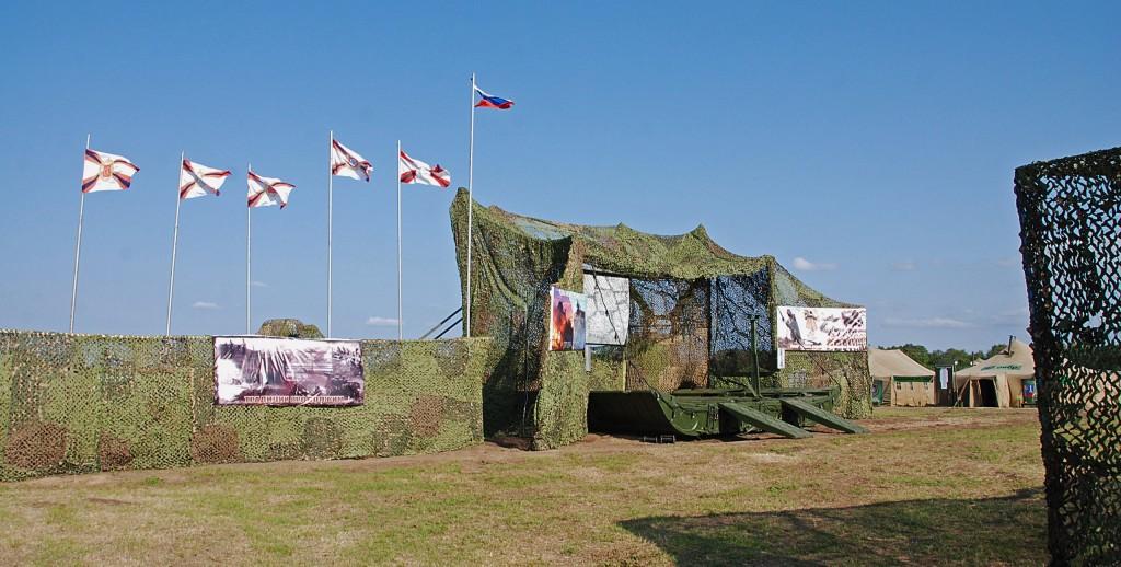 Соревнования понтонно-переправочных подразделений Вооруженных сил РФ 06