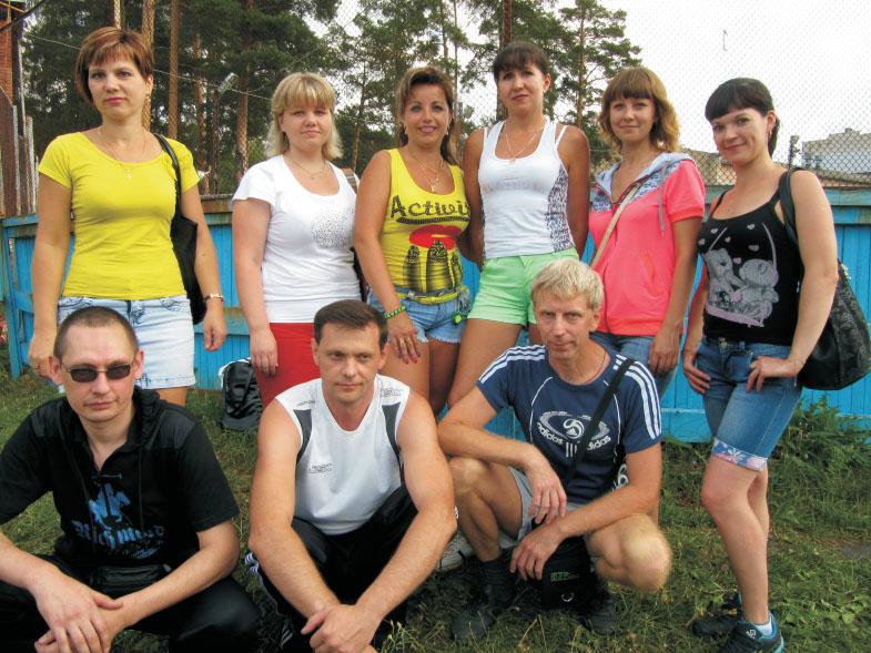 Соревнования по пожарно-прикладным видам спорта на Вербовском (Муром)