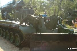 Соревнования тяжелой военной техники в Муроме 335
