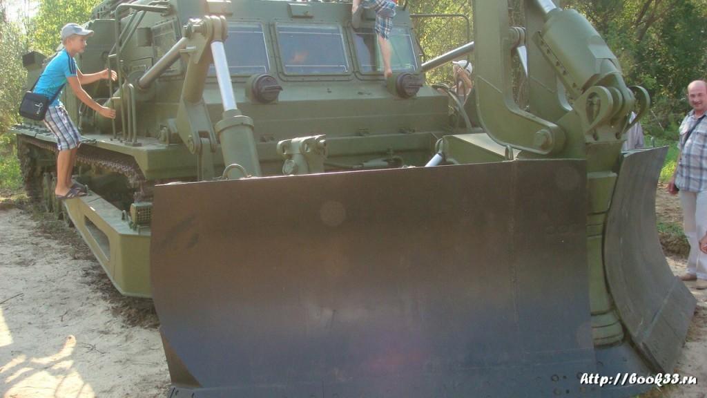 Соревнования тяжелой военной техники в Муроме 337