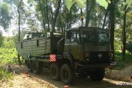 Соревнования тяжелой военной техники в Муроме 341