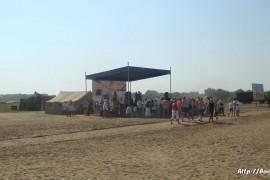 Соревнования тяжелой военной техники в Муроме 345