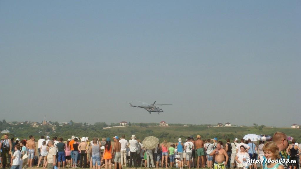 Соревнования тяжелой военной техники в Муроме 347