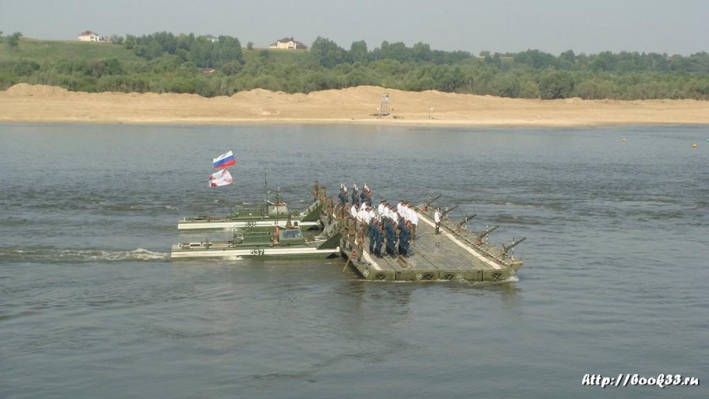 Соревнования тяжелой военной техники в Муроме 372