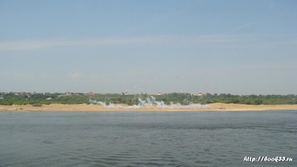Соревнования тяжелой военной техники в Муроме 382
