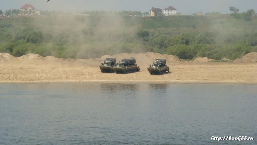 Соревнования тяжелой военной техники в Муроме 384