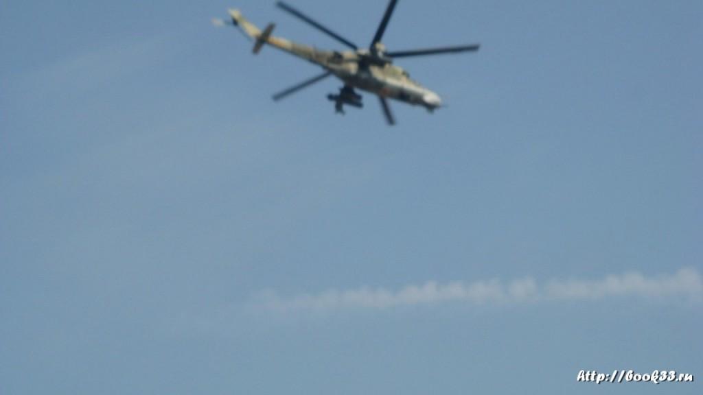Соревнования тяжелой военной техники в Муроме 388