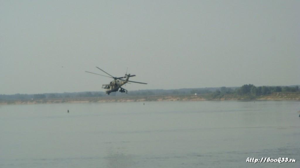 Соревнования тяжелой военной техники в Муроме 402