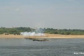 Соревнования тяжелой военной техники в Муроме 413