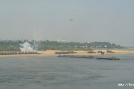 Соревнования тяжелой военной техники в Муроме 415