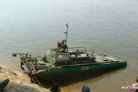 Соревнования тяжелой военной техники в Муроме 417