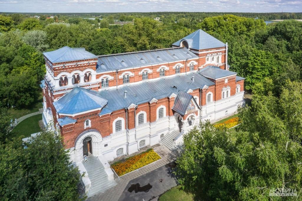 Гусь-Хрустальный с высоты птичьего полета 4